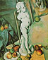 Paul Cezanne, Plaster Cupid and the 'Anatomy', 1895, oil on canvas, 28 x 22.4 in. / 71 x 57 cm, US$250