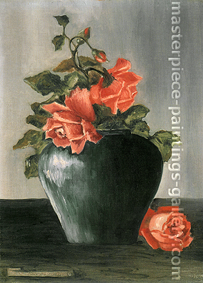 Frida Kahlo, Still Life, 1925, oil on canvas, 24.3 x 17.7 in. / 61.8 x 45 cm, US$230