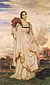 Lord Frederic Leighton, The Countess Brownlow, 1879, oil on canvas, 64.4 x 36.4 in. / 163.6 x 92.4 cm, US$810