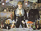 Edouard Manet, Bar at the Folies-Bergere | Le Bar aux Folies-Bergere, 1881, oil on canvas, 37.8 x 51.2 in. / 96 x 130 cm, US$550
