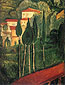 Amedeo Modigliani, Landscape with Trees, 1919, oil on canvas, 24 x 18.3 in. / 61 x 46.5 cm, US$260