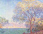 Claude Monet, Antibes, Morning, 1888, oil on canvas, 25.6 x 31.9 in. / 65 x 81 cm, US$330