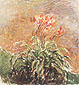 Claude Monet, Hemerocallis, 1914-17, oil on canvas, 59.1 x 55.1 in. / 150 x 140 cm, US$500