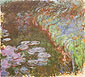 Claude Monet, Water Lilies 11, 1914-17, oil on canvas, 42.5 x 47.2 in. / 108 x 120 cm, US$460
