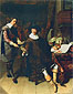 Rembrandt van Rijn, An Influential Patron, oil on canvas, 58.7 x 45.7 in. / 149 x 116 cm, US$570