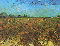Vincent van Gogh, The Green Vineyard, 1888, oil on canvas, 28.3 x 36.2 in. / 72 x 92 cm, US$340